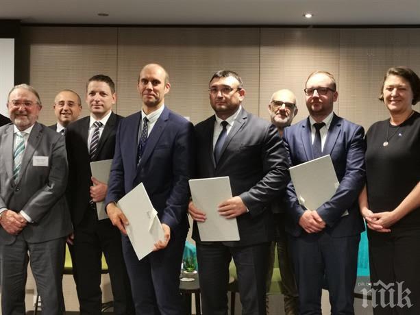 България се присъедини към Проекта за подобряване на пътната безопасност в Европа