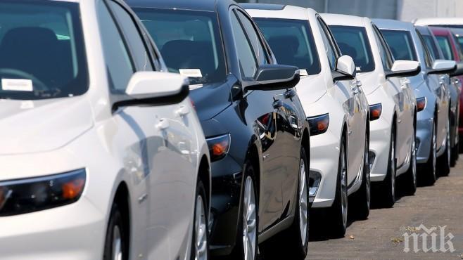 Ето в кои държави се произвеждат най-много коли