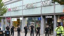ИЗВЪНРЕДНО: Евакуират мол в Манчестър, има 4-има наръгани (ВИДЕО)