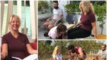 СКАНДАЛЪТ СЕ РАЗРАСТВА: Шаманката Грета от Варна събра нова група мераклии да стават аватари - наивниците броят една шапка пари, за да правят странни ритуали