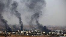 Срийските правителствени сили влязоха в Манбидж