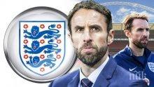 Селекционерът на Англия: Играчите не бяха сигурни, че ще излязат след почивката