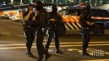 Масови арести в Холандия, задържаха над 130 демостранти