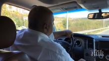 ПЪРВО В ПИК TV: Борисов се разходи из Велико Търново - кметът Панов влезе в ролята на екскурзовод (ОБНОВЕНА)