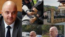 Главният секретар на МВР Ивайло Иванов с последни подробности за разстрела на Станка Марангозова и работата му с Иван Гешев