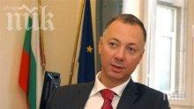 """Министър Желязков: 14 000 остават без работа, ако влезе в сила пакетът """"Мобилност"""""""