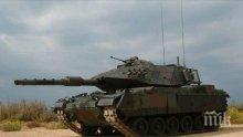 Норвегия спира износа на оръжия за Турция