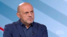 Томислав Дончев обеща на Видин повече пътища към София