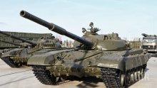 Ремонтираме танкове Т-72 за първи път от 10 години