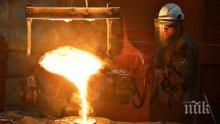 Европа въвежда 50 мерки за защита на пазара на желязо и стомана
