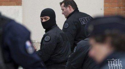 Въоръжен екстремист се разходи из учебния център на френското МВР