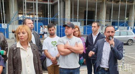 """Лъсна истината за комитет """"Лозенец"""" - политически е обвързан с Мая Манолова"""