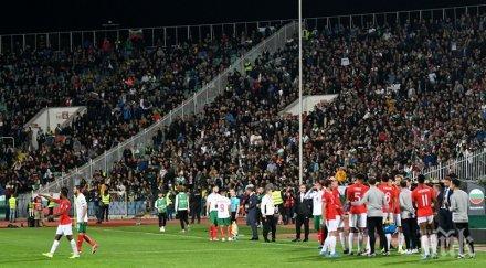 """Във Великобритания за скандала на стадион """"Васил Левски"""": Една от най-отвратителните вечери във футбола"""