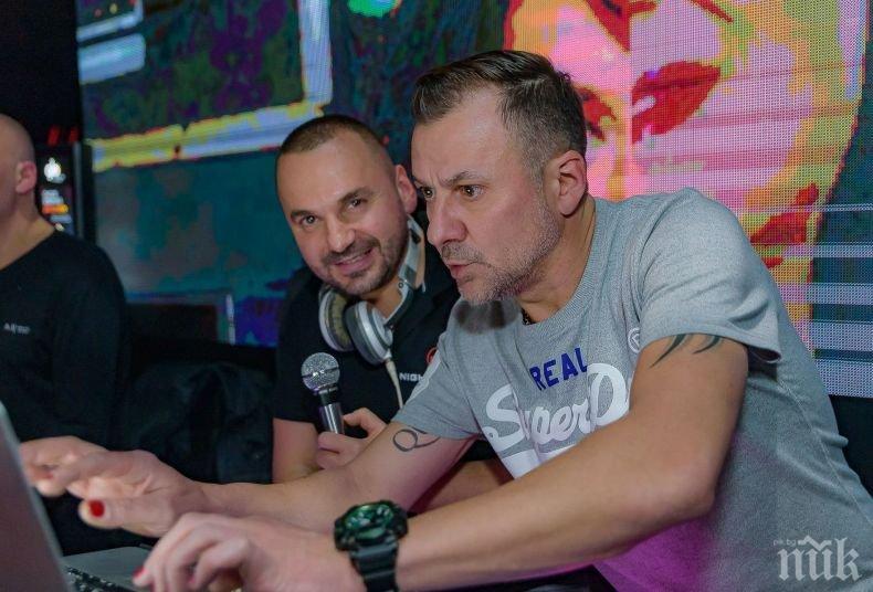 Коцето изкара ангелите на Гъмов - актьорът бра страх в спортната кола на чалгаря