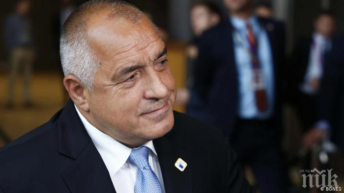 Премиерът Борисов е на посещение в Кралство Йордания