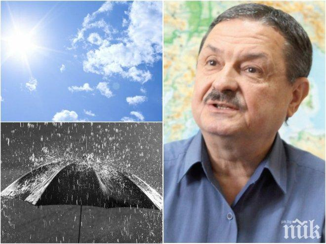 Климатологът проф. Георги Рачев със супер прогноза! Идва топла зима, скоро не ни чака студ