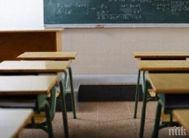 """Учителка замери ученичка с чин - детето е в """"Пирогов"""""""