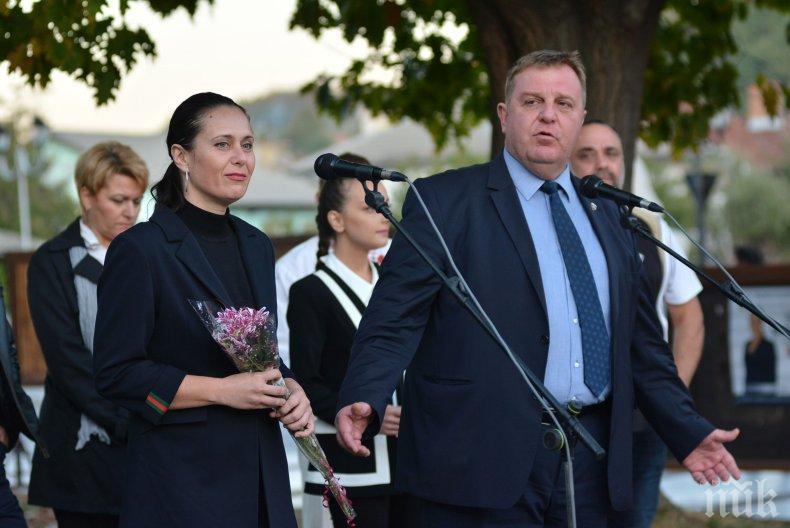 Вицепремиерът Каракачанов: Трявна стана заложник на определени политически игрички и амбиции, трябва ни млад и успешен кмет