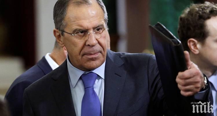 """Лавров: Русия няма да допусне преразглеждане на предишни решения на """"Нормандската четворка"""""""