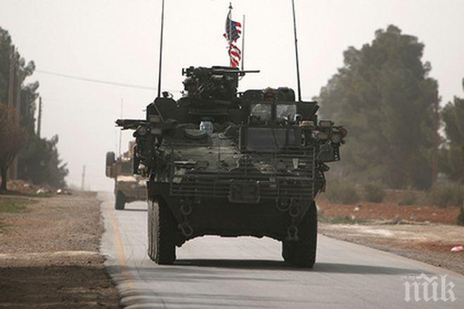 ОТБРАНА: Сирийската армия влезе в контролирания от кюрдите град Табка