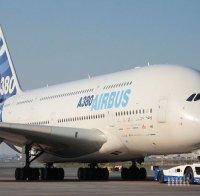 Швейцарска авиокомпания спря 29 самолета