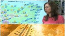 Синоптик със страхотни новини за времето! Лятото не иска да си отиде