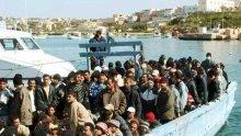 Масови арести на нелегални мигранти в Атина
