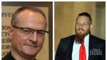 ЕКШЪН В СЪДЕБНИЯ ПАРЛАМЕНТ: Магистрати искат оставката на скандалния шеф на ВКС Лозан Панов след защитата му за убиеца Полфрийман - десет от членовете на Съдийската колегия зоват да се оттегли (СНИМКИ)