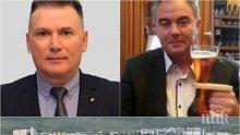 САМО В ПИК: Кандидатът на ВМРО Калин Поповски: Плевен не може да си позволи още един мандат на безвремие при човека, който лъже и аз го разобличих - Спартански! Градът изчезва!