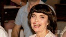 Гранд дамата на френския шансон Мирей Матийо идва за първи път у нас