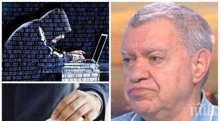САМО В ПИК! Проф. Михаил Константинов с горещ коментар за изборите - има ли опасност от хакерска атака и защото предстоящият вот е най-скъпият в историята ни