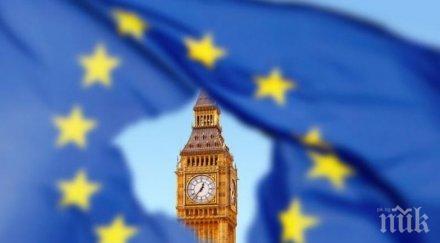 РАЗДЯЛАТА Е ФАКТ: Ето какво предвижда споразумението за Брекзит