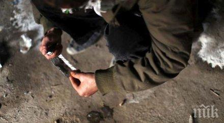 Оставиха на топло наркомана-трафикант, хванат с 55 кила хероин в Бургас