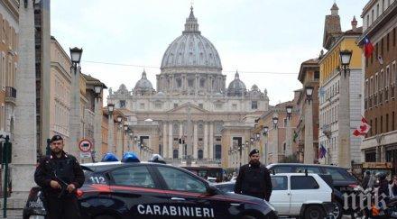 Оставки във Ватикана след финансовия скандал