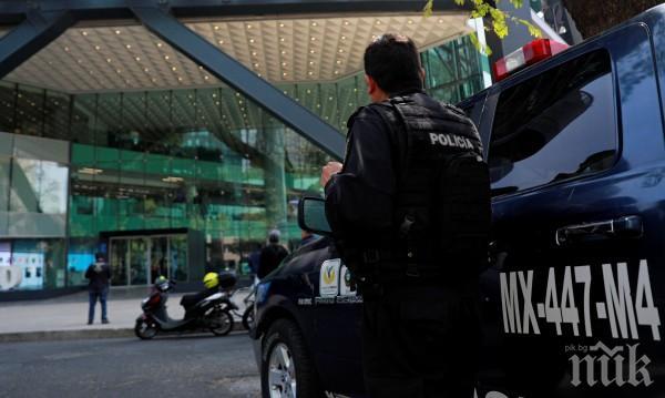 Бразилската полиция застреля трима въоръжени в карго терминал