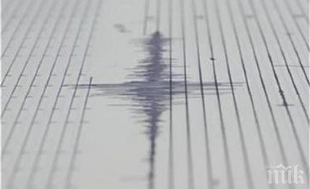 5,7 по Рихтер разтресе Аляска