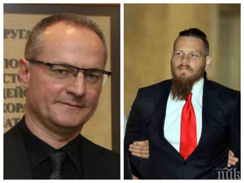 ИЗВЪНРЕДНО В ПИК TV: Убиецът Полфрийман няма да бъде пуснат днес от лагера в Бусманци след скандалния натиск на Лозан Панов - престъпникът се жалва във фейсбук, че му взели паспорта (ОБНОВЕНА)