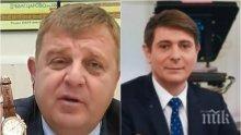 ЖЕСТОК СКАНДАЛ В ЕФИР: Виктор Николаев брани убиеца Полфрийман, наглее за извинение от Каракачанов