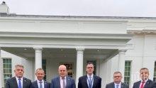 ПЪРВО В ПИК: Цацаров и Гешев на важна среща със съветника на Тръмп Тим Морисън в Белия дом