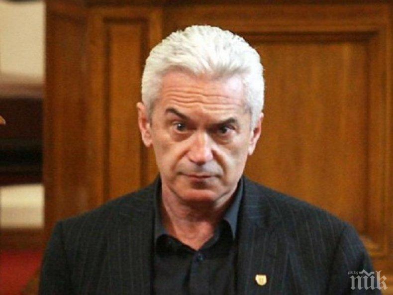 ПЪРВО В ПИК TV! Волен Сидеров хвърли бомба на финалната права преди изборите - дава оставка като депутат, но при едно условие (ОБНОВЕНА)