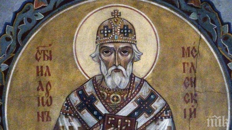 ПРАЗНИК: Голям български светец честваме днес, почитан от цар Калоян