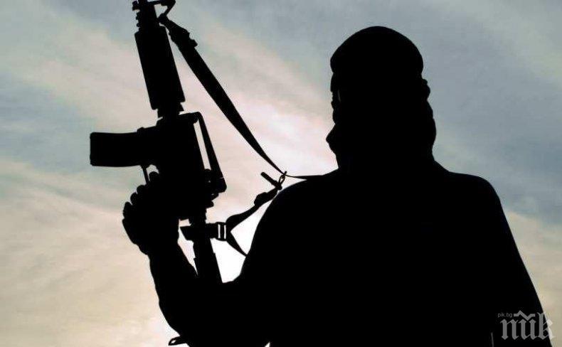 Кюрдските сили в Сирия обявиха, че ще се изтеглят от границата с Турция