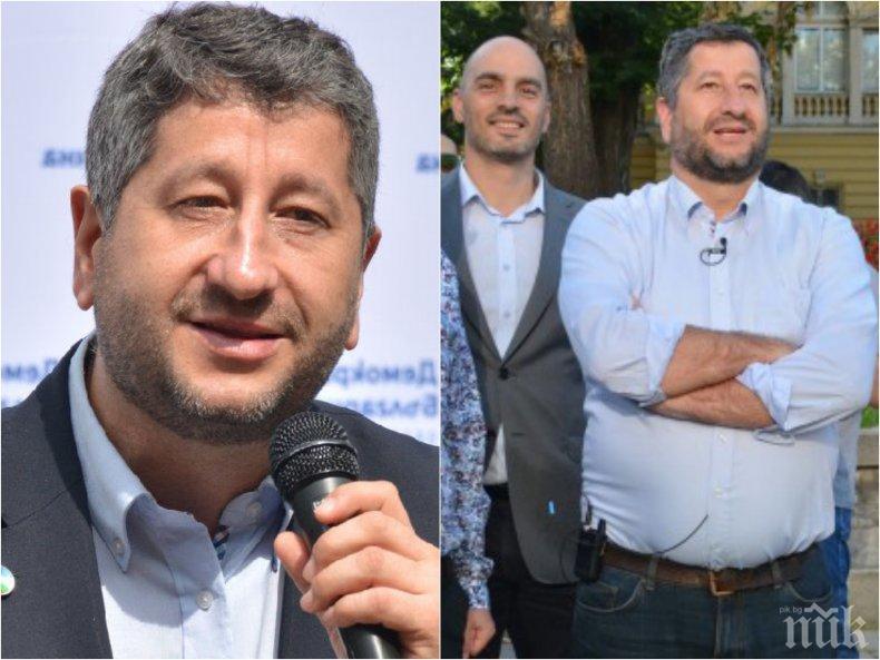 САМО В ПИК TV: Христо Иванов от ДеБъ: България е основана през 9-и век (УНИКАЛНО ВИДЕО)