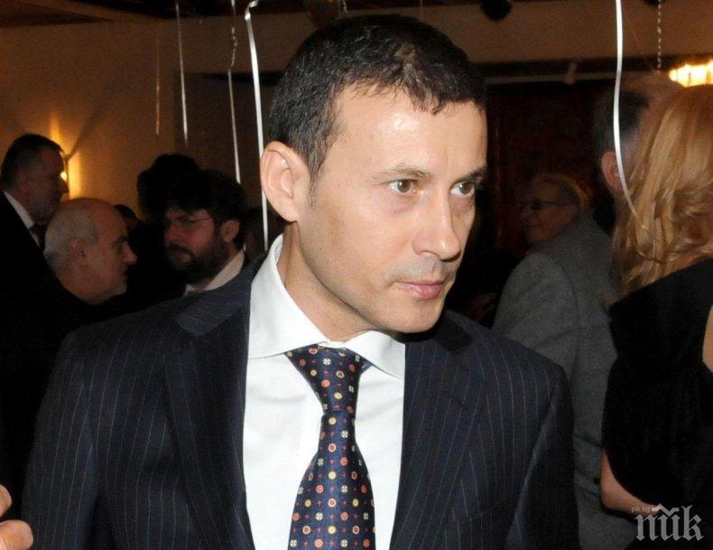 ИЗВЪНРЕДНО В ПИК: Запорираха имущество на Миню Стайков и негови авери за 134 млн. лв.