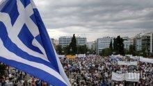 В Атина са въведени извънредни мерки за движението във връзка със стачни действия