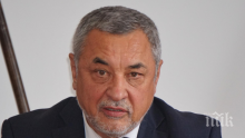 Валери Симеонов гласува в Бургас за истинските патриоти