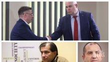 САМО В ПИК! Борислав Цеков: Правно невежество са твърденията на разни партии, че Радев може да протака указа за Иван Гешев до Нова година. Някой може би иска да ни тласне към конституционна криза