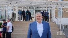 Лидерът на СДС Румен Христов гласува за по-добра управа на София