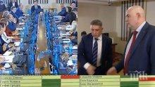 ПЪРВО В ПИК TV: След 10 часа изслушване и дебати: ВСС избра Иван Гешев за главен прокурор на България - ето първите му думи (ОБНОВЕНА)