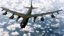 Два руски бомбардировача Ту-160 пристигнаха на мисия в Южна Африка